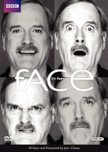 The Human Face DVD cover.png