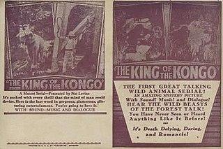 <i>The King of the Kongo</i> 1929 film