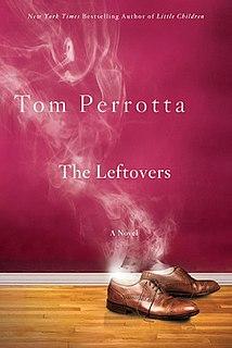 <i>The Leftovers</i> (novel) 2011 novel by Tom Perrotta
