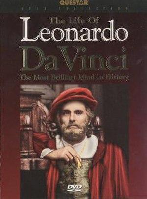 The Life of Leonardo da Vinci - The DVD cover (2003)