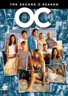 <i>The O.C.</i> (season 2) season of television series