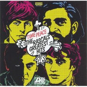 Time Peace: The Rascals' Greatest Hits - Image: Time Peace