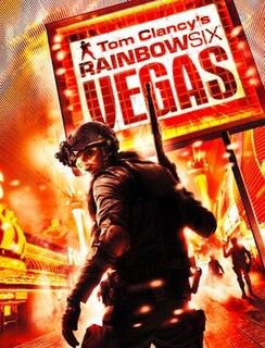 <i>Tom Clancys Rainbow Six: Vegas</i>