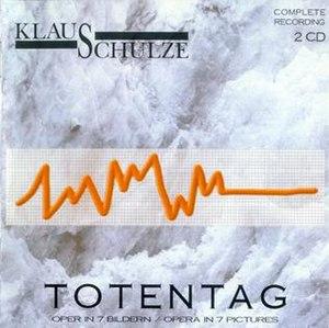 Totentag - Image: Totentag Klaus Schulze Album