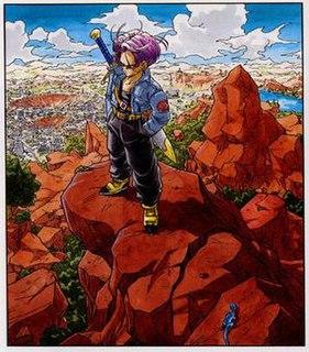 Trunks (<i>Dragon Ball</i>) Character from Dragon Ball franchise