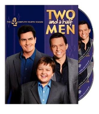 Two and a Half Men (season 4) - Image: Twoandahalfmen 4