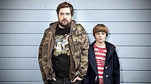 Uncle (TV series) - Nick Helm (left) and Elliot Speller-Gillott