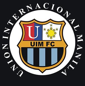 Union F.C. - Image: Union Internacional Manila emblem