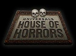 Halloween Horror Nights 2020 Houses Wiki Universal's House of Horrors   Wikipedia