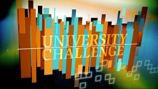 <i>University Challenge</i> British quiz television series