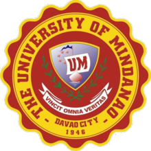 University of Mindanao Logo.png