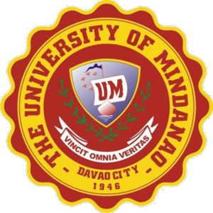 University of Mindanao - Image: University of Mindanao Logo