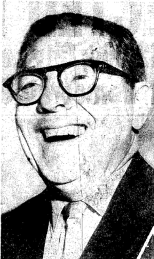 Victor H. Blanc - Blanc in 1955