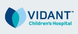 Vidant Medical Center - Image: Vidant Childrens Hospital logo