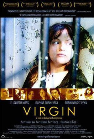Virgin (film) - Theatrical release poster