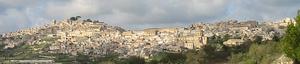 Vizzini - Panorama of Vizzini