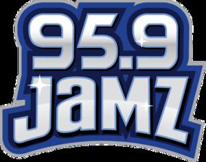 WEAQ - Image: WEAQ (95.9 jamz) logo