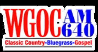WGOC - Image: WGOC