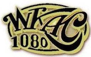 WKAC - Image: WKAC1080AM