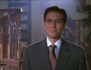 Wesley Wyndam-Pryce - Wesley, when the character was first introduced on Buffy.