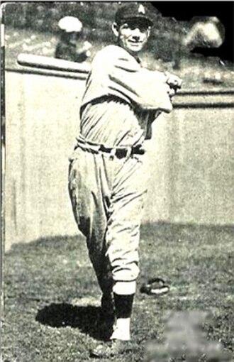 Wally Hood (outfielder) - Image: Wallyhood