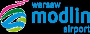 Warsaw Modlin Airport - Image: Warsaw Modlin Airport logo