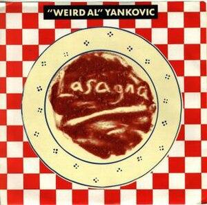 Lasagna (song) - Image: Weird al lasagna
