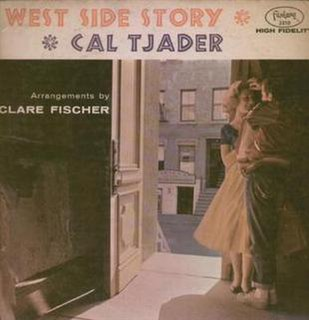 <i>West Side Story</i> (Cal Tjader album) 1961 studio album by Cal Tjader