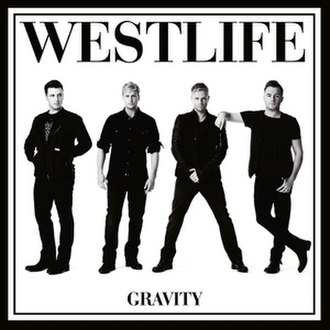 Gravity (Westlife album) - Image: Westlifegravity