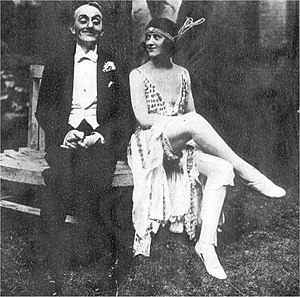 Whirled into Happiness - Horridge and Delphine