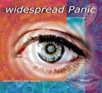 Don't Tell the Band - Image: Widespread Panic DTTB