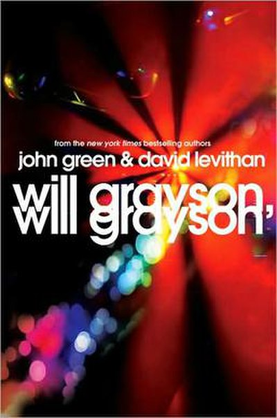 Picture of a book: Will Grayson, Will Grayson