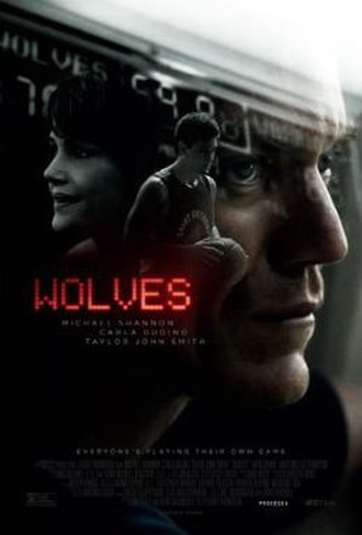 Wolves (2016 film) - Theatrical release poster