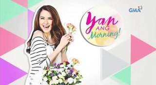<i>Yan ang Morning!</i> 2016 Philippine television show