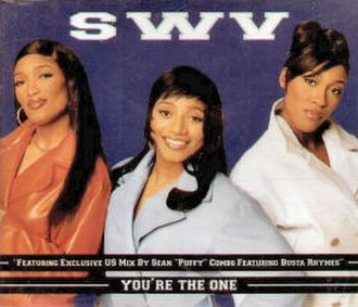 You're the One (SWV song) - Image: You're the One (SWV song)