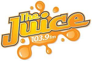CJUI-FM - Former logo used before February 14, 2014