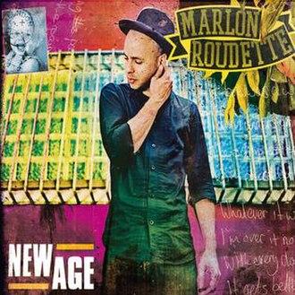 Marlon Roudette - New Age (studio acapella)