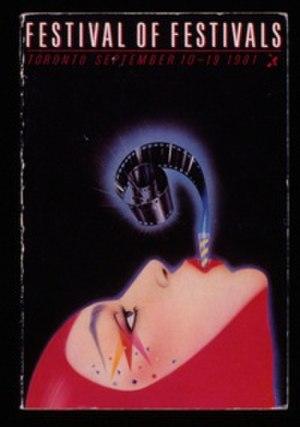 1981 Toronto International Film Festival - Festival poster