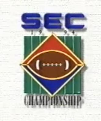 1994 SEC Championship Game - 1994 SEC Championship logo.