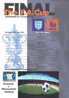 1998 FA Cup Final Football match