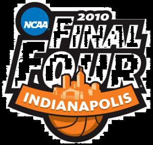2010 NCAA Division I Men's Basketball Tournament - 2010 Final Four logo