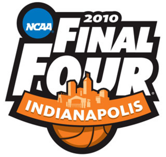 2010 NCAA Division I Men's Basketball Tournament - 2010 Final Four logo