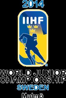 2014 World Junior Ice Hockey Championships