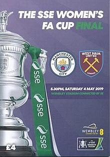 Programme de la finale de la FA Women's Cup 2019.jpeg