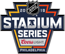 best authentic 413a2 78d87 2019 NHL Stadium Series - Wikipedia