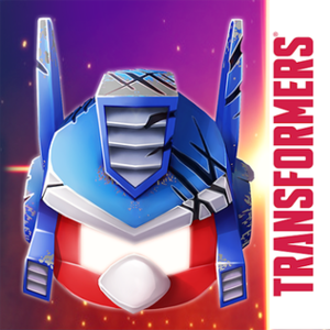 Angry Birds Transformers - Image: AB Transformers Logo