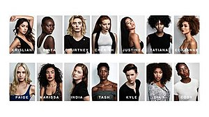 America's Next Top Model (cycle 23) - Cycle 23 cast