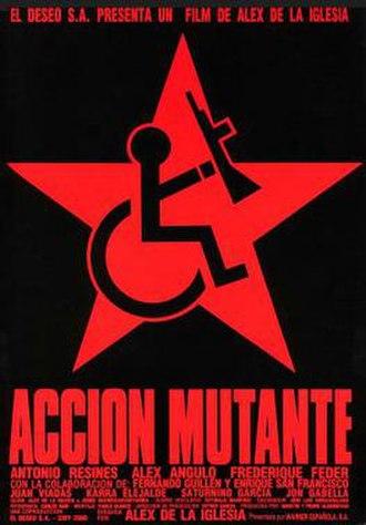 Acción mutante - Image: Accionmutante