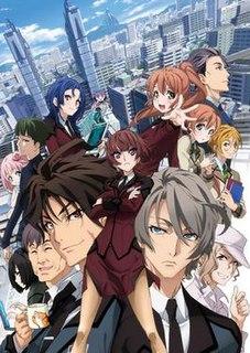 <i>Active Raid</i> Japanese anime television series