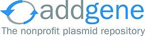 Addgene - Image: Addgene New Logo